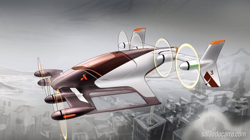 Carro voador pode ser testado até o final deste ano