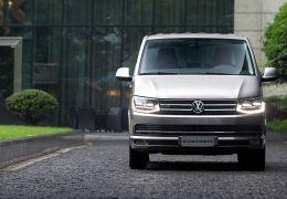 Impressões da Volkswagen Multivan T6