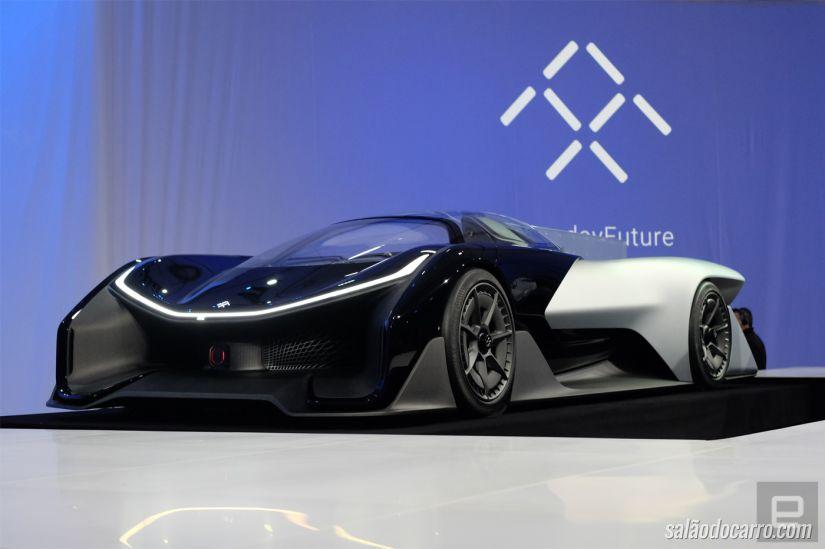 Faraday Future é acionada por dívida de US$ 1,8 milhão