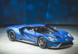 Novo Ford GT é mais rápido do que McLaren 675LT e Ferrari Speciale