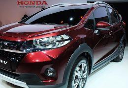 Honda WR-V será lançado em março com motor 1.5