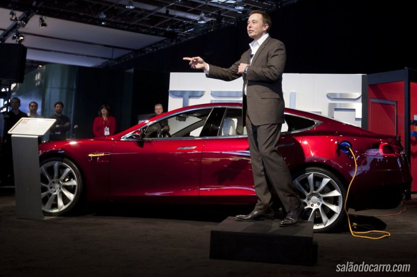 Tesla oficializa troca de nome e pretende diversificar investimentos