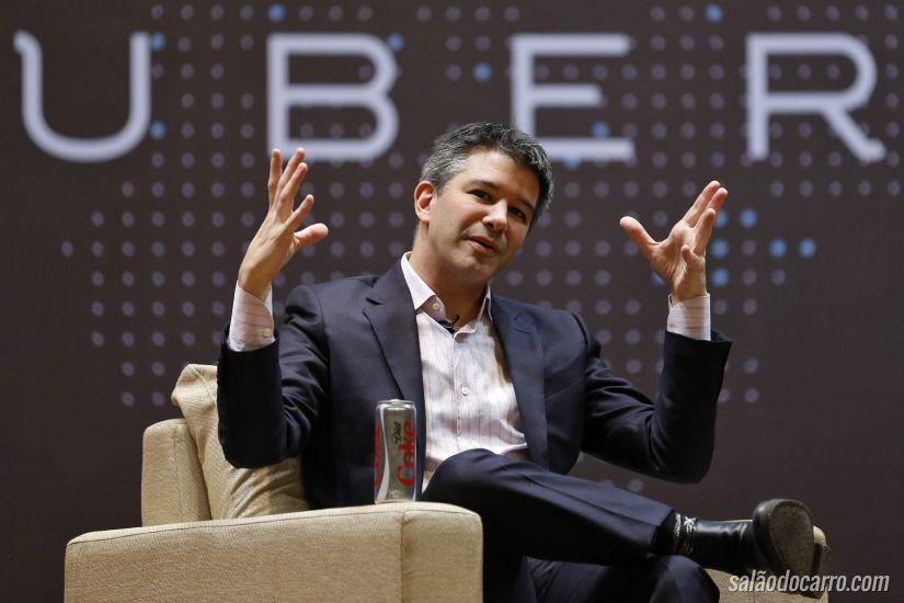 Uber fecha parceria com montadora para seguir com projeto de carros autônomos