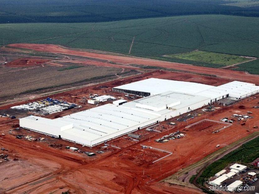 Nova fábrica da Honda deve ser aberta apenas quando vendas aumentarem
