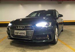 Audi A4 Avant consegue se destacar dos rivais