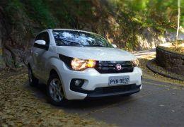 Teste do Fiat Mobi Drive