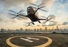 Dubai pode ser primeira cidade ater táxi voador