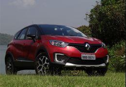 Primeiras impressões do Renault Captur