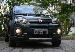 Teste do Fiat Uno Way 1.3 Dualogic