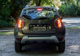 Teste do Renault Duster Dynamique 2.0 manual