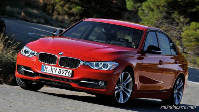 BMW anuncia recall para 2.406 unidades