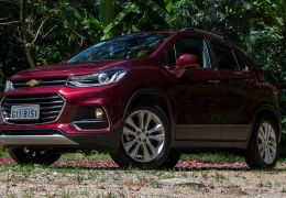 Teste do Chevrolet Tracker LTZ 1.4 Turbo