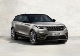 Land Rover apresenta novo SUV Velar