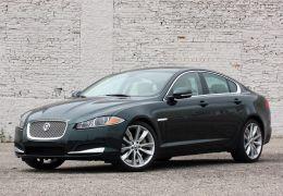 Jaguar faz recall no Brasil do modelo XF