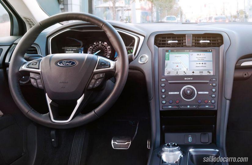 Ford conta com cinco tecnologias semiautônomos diferentes em seus veículos