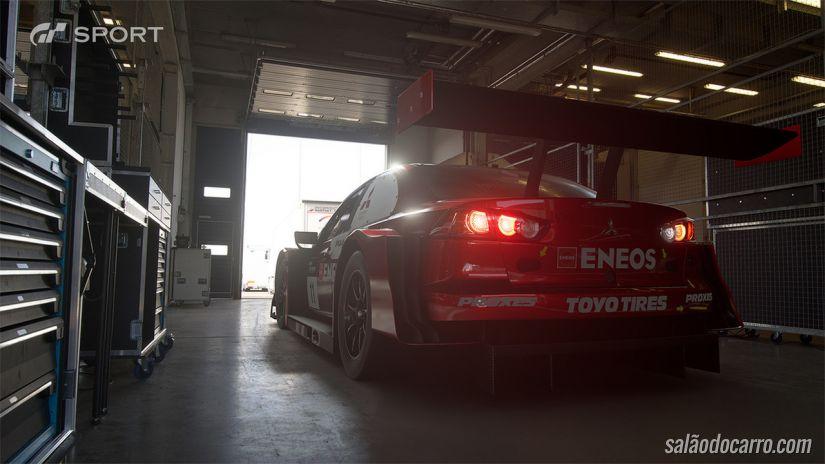 Novo Gran Turismo Sport tem trailer divulgado