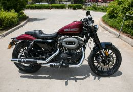 Harley-Davidson Roadster 1200 oferece boa combinação entre esportividade e conforto