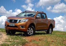 Primeiras impressões da Nissan Frontier LE