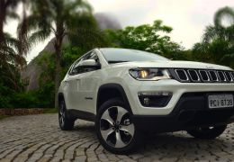 Teste do Jeep Compass Longitude 4x4