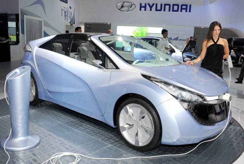 Hyundai anuncia lançamento de plataforma dedicada exclusivamente aos elétricos