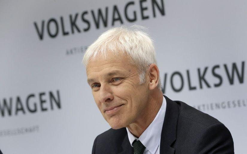 Volkswagen fecha novo acordo devido ao 'dieselgate'