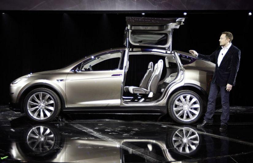 Valor da Tesla supera o da Ford em mercado