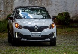 Teste do Renault Captur Intense