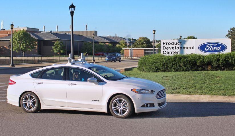 Ford deverá ser primeira empresa a lançar veículo 100% autônomo
