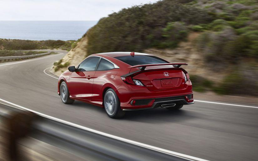 Honda divulga novidades da nova geração do Civic Si