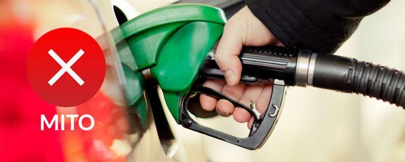 Truques para economizar ao abastecer não funcionam, alerta especialistas