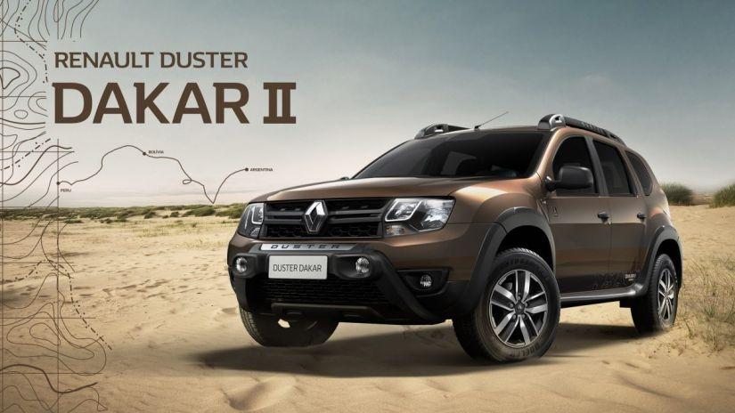 Renault lança Duster Dakar II no Brasil