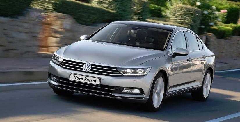 Volkswagen chama diversos modelos para recall