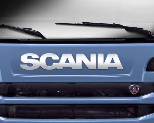 Comemoração dos 60 anos da Scania no Brasil