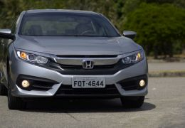 Teste do Honda Civic EXL