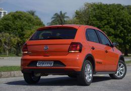 Teste do Volkswagen Gol Track