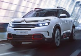 Citroën revela novidades do C5 Aircross
