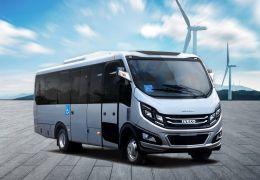 Iveco Bus e Caio lançam novo micro-ônibus Soulclass