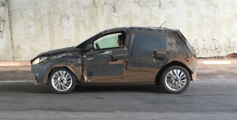 Fiat revela nome do carro que deve substituir Punto