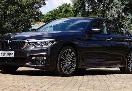 Teste do novo BMW Série 5