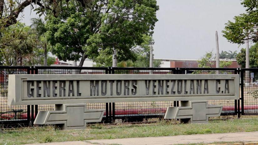 GM deixa de operar na Venezuela