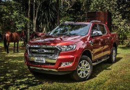 Ford convoca recall para Ranger