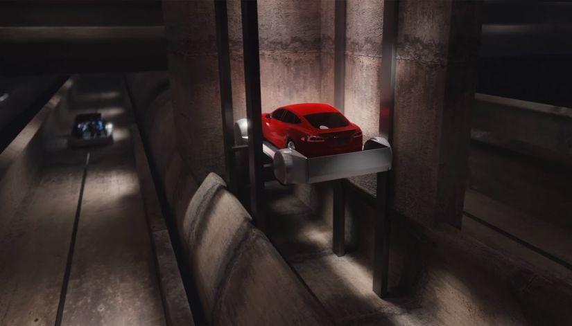 Elon Musk afirma que cidades deveriam investir em rede de túneis
