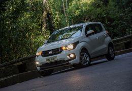 Teste do Fiat Mobi Drive GSR