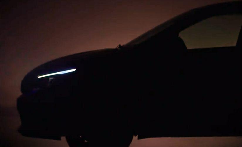 Fiat revela teaser do novo 'Argo'