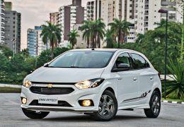Chevrolet Onix ganha versão Effect