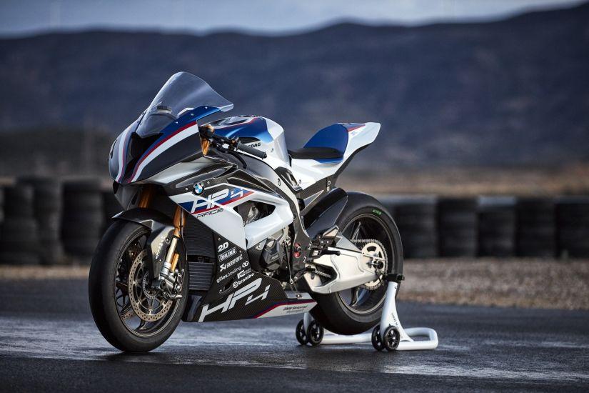 BMW confirma lançamento da HP4 Race