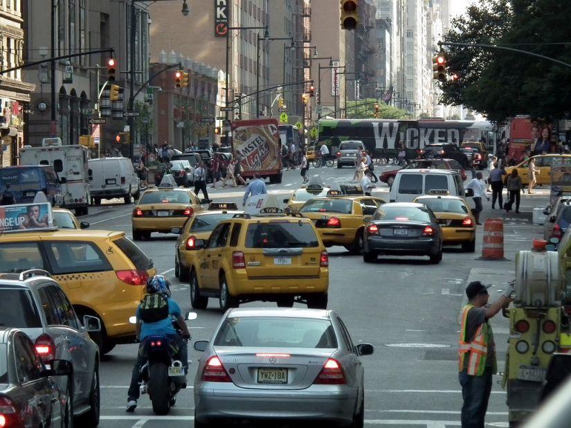 Estado de Nova York terá teste com veículos autônomos