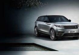 Land Rover anuncia preços do Velar para o mercado brasileiro