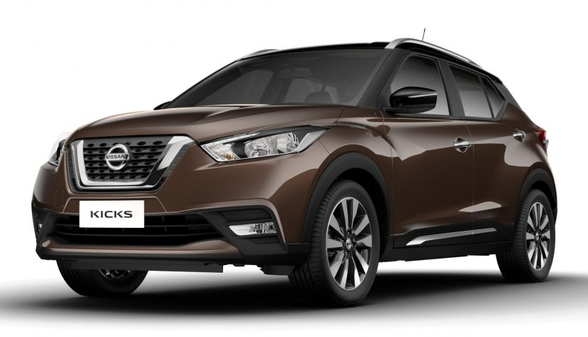 Nissan Kicks confirma lançamento de versão de entrada