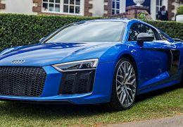 Impressões do Audi R8 Coupé V10 plus no Brasil